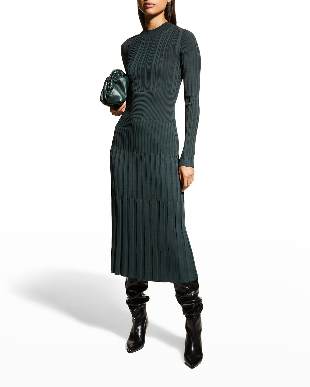 Solena Knit Bodycon Dress