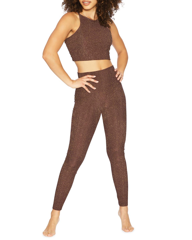 Ayla Glitter Leggings