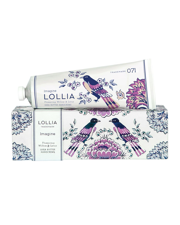 Imagine Flowering Willow & Lotus Shea Butter Handcreme