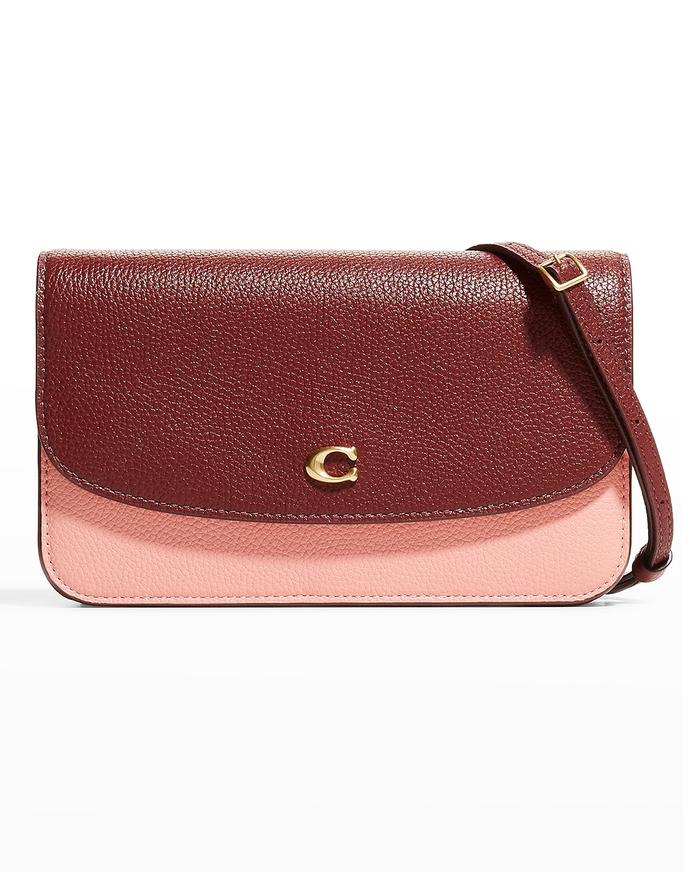 Hayden Colorblock Crossbody Clutch Bag