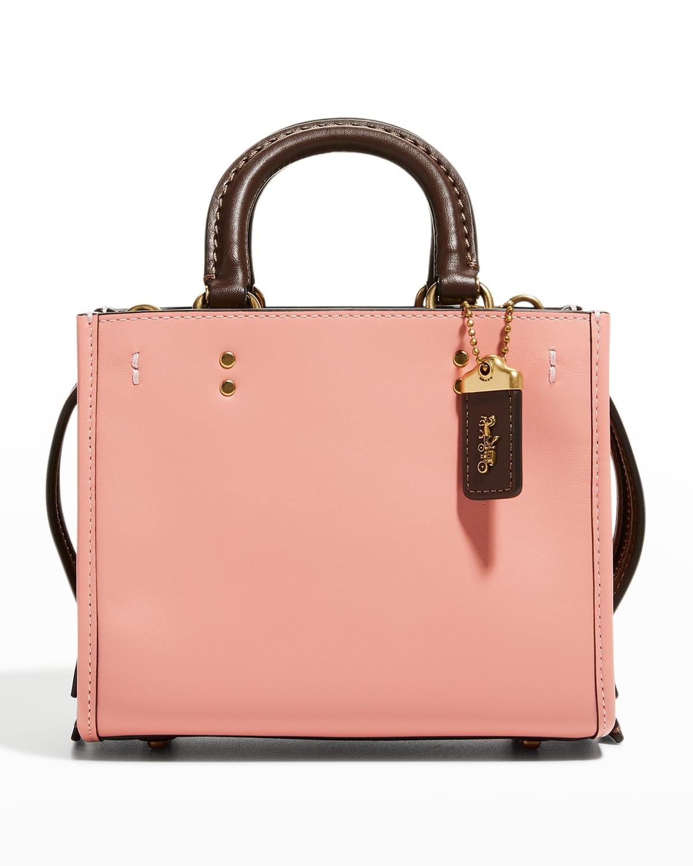Rougue 17 Colorblock Top-Handle Crossbody Bag