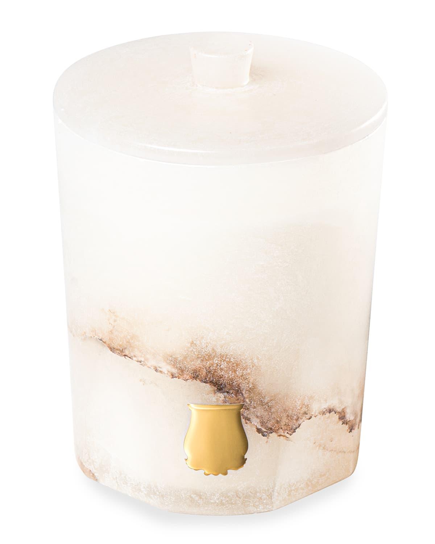 9.5 oz. The Alabaster Atria Candle