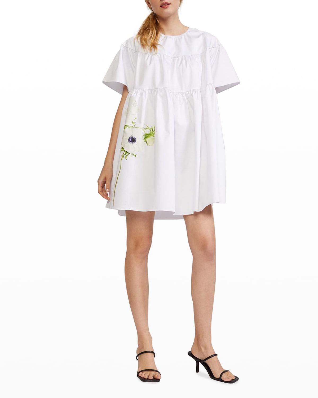 Poppy Tiered Swing Dress