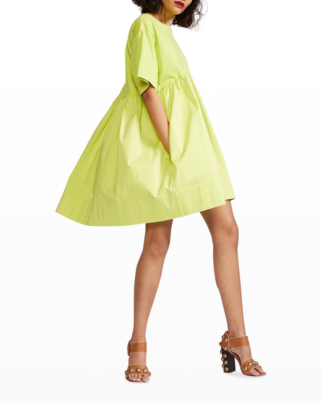 Bree Combo T-Shirt Dress