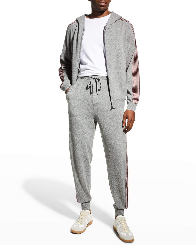 Men's Active Cashmere Sweatpants