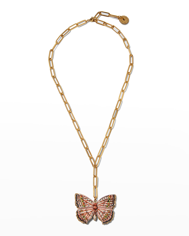 Sylvie Butterfly Necklace