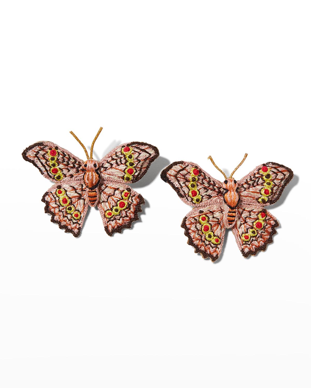 Sylvie Butterfly Stud Earrings