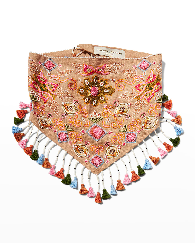 Hollis Scarf Necklace