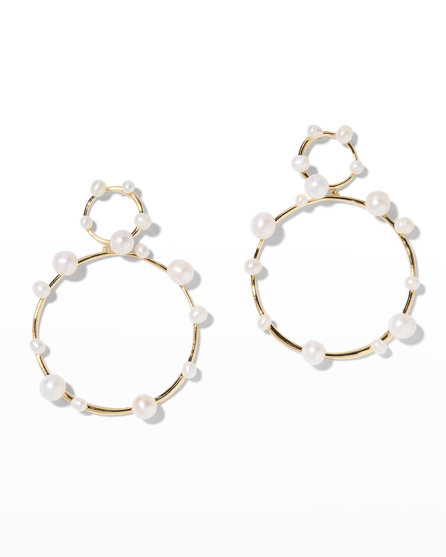 Isla Pearl Drop Earrings