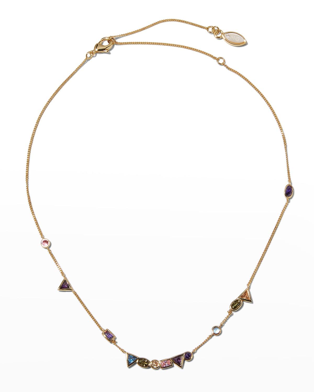 Constellation Crystal Necklace