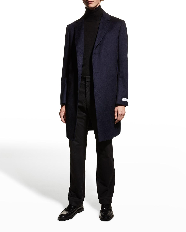 Men's St-Pierre Cashmere Coat