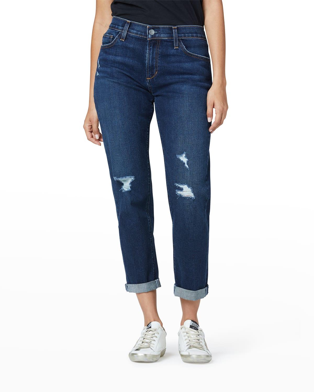 The Bobby Boyfriend Jeans