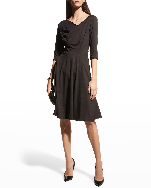 Jackie O Swing Dress