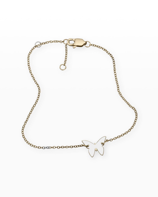 Mariah Enamel Bracelet