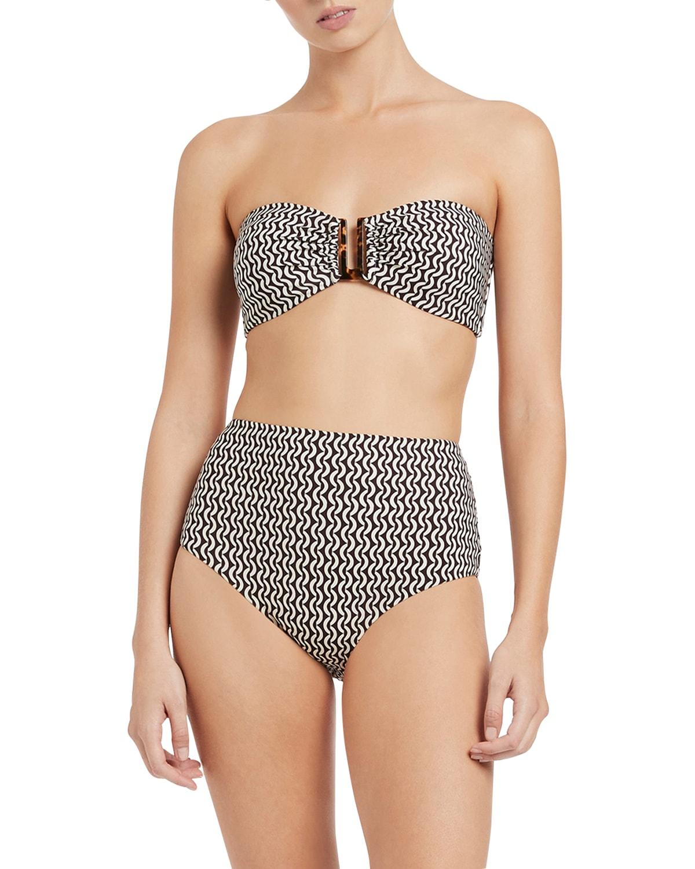 Ipanema High-Waist Bikini Bottoms
