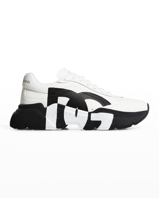 Men's Daymaster DG Bicolor Chunky Sneakers
