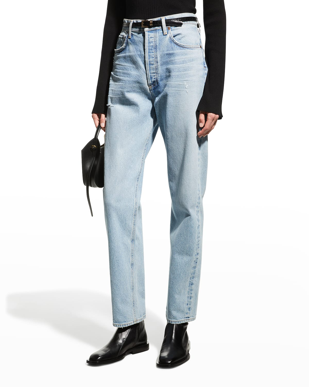 Eva Relaxed Baggy Jeans