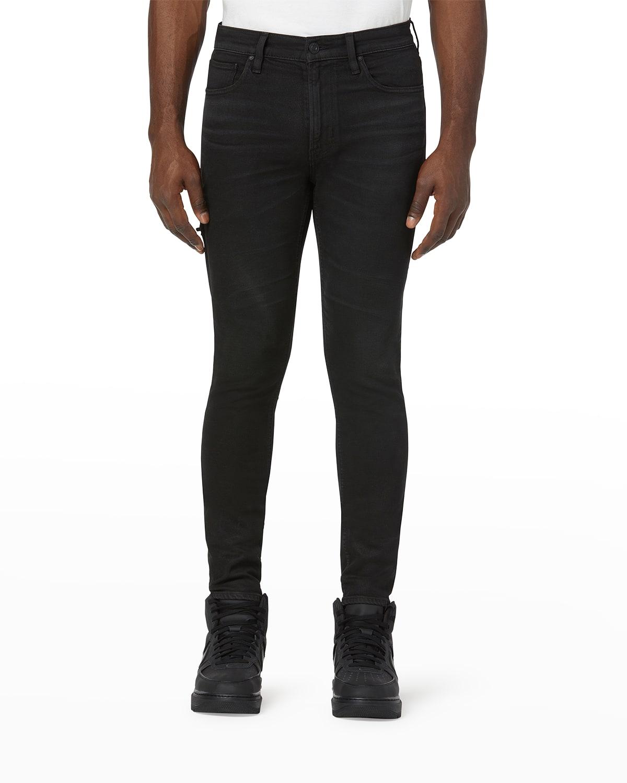 Men's Zack Side-Zip Skinny Jeans