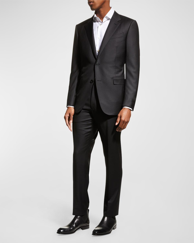 Men's Trofeo Milano Two-Piece Wool Regular-Fit Suit