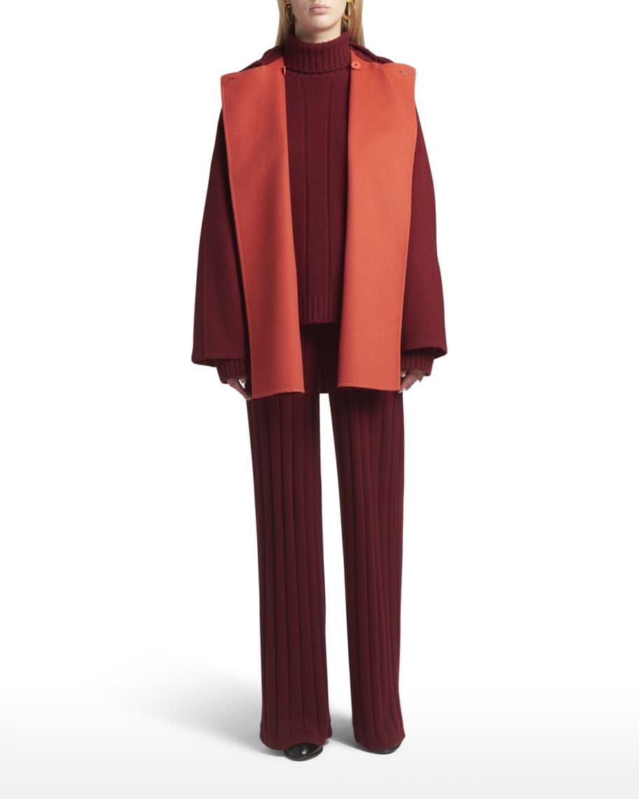 Loro Piana Loreen Reversible Cashmere Coat   Neiman Marcus