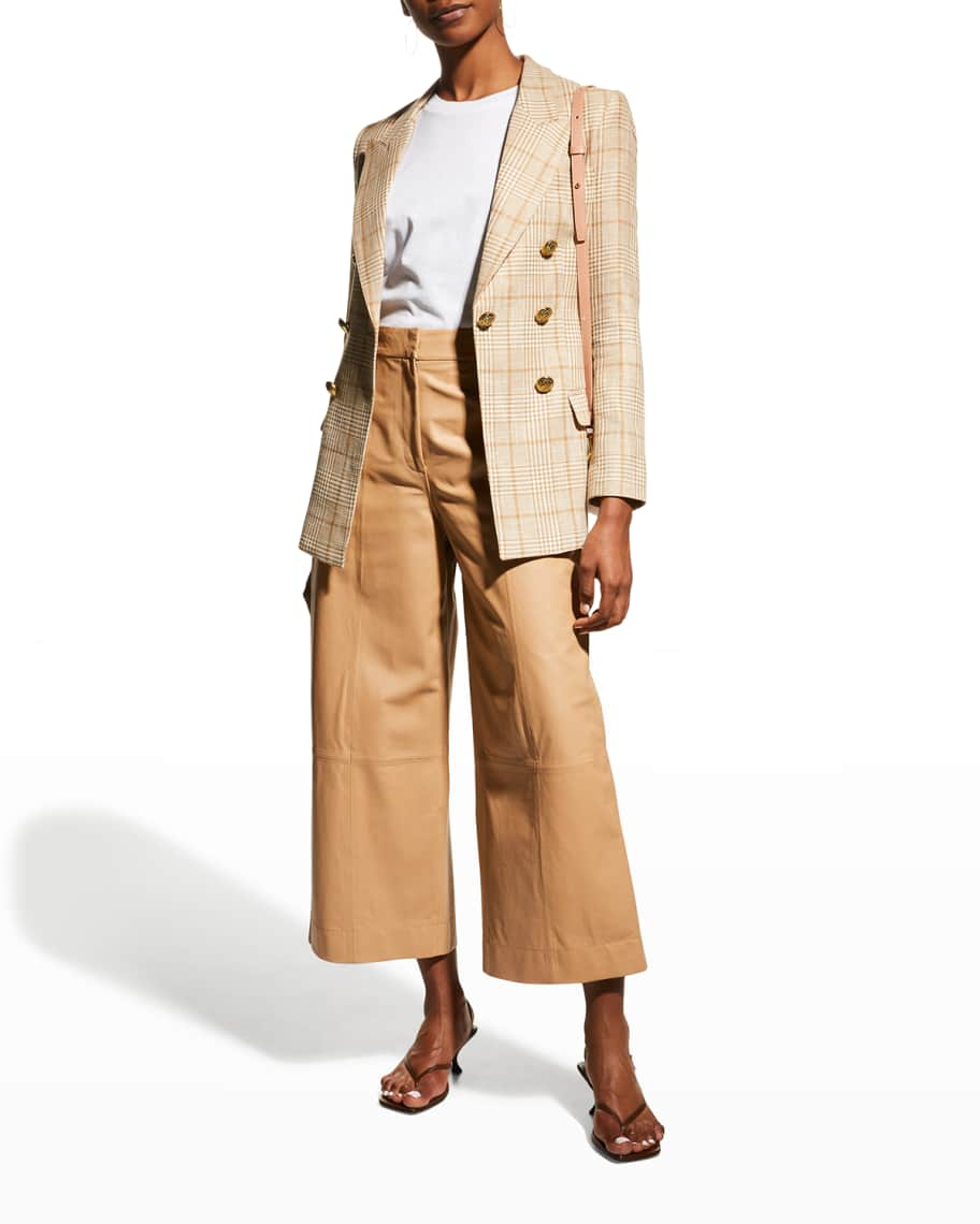 Smythe Not a Double-Breasted Blazer | Neiman Marcus