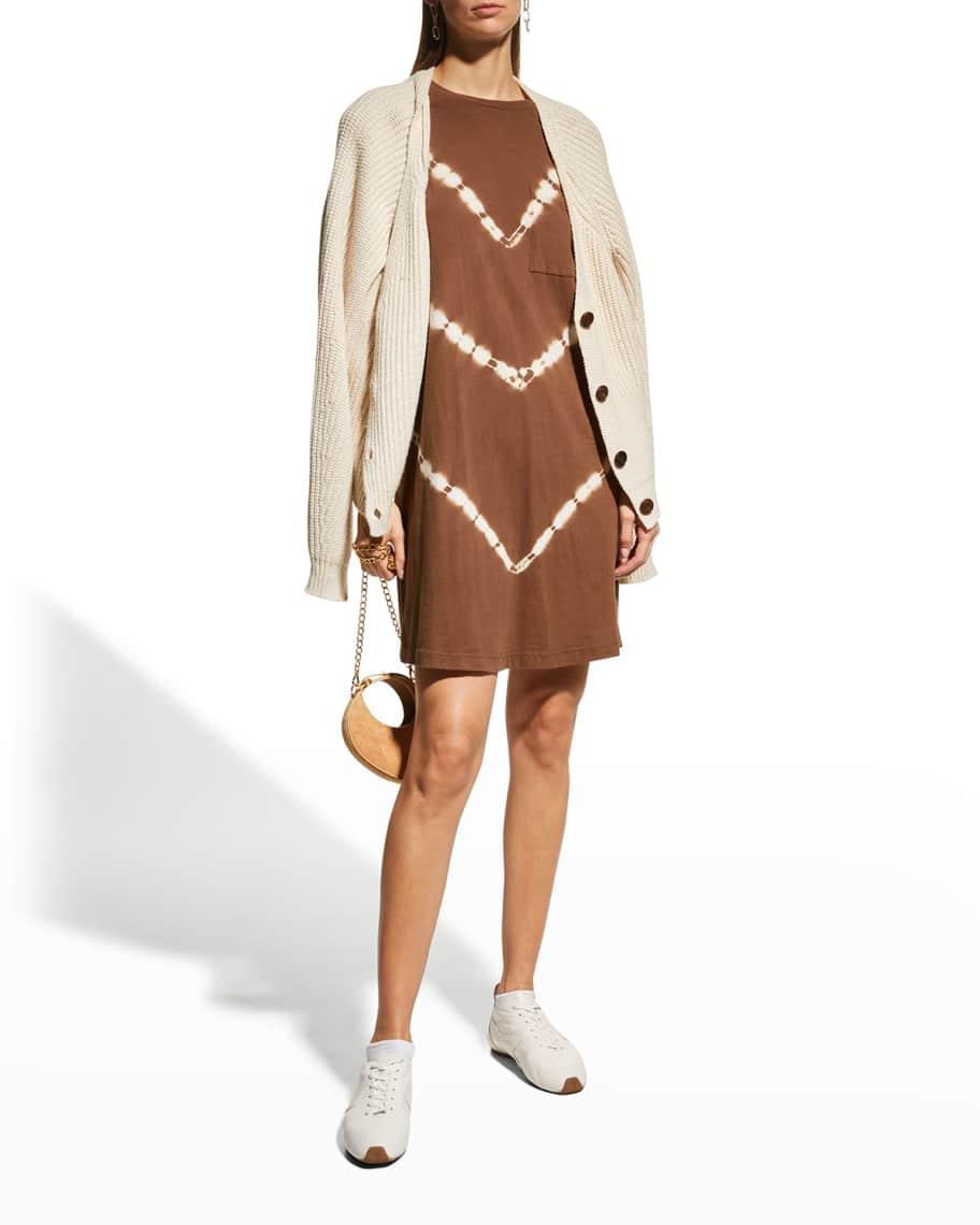 Rails The T-Shirt Tie-Dye Jersey Dress | Neiman Marcus